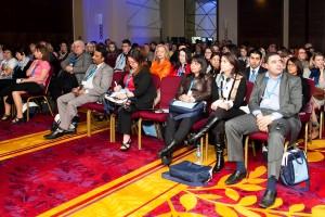 """תמונת קהל הכנס (עיבוד תמונה ד""""ר ניר ארדינסט)"""